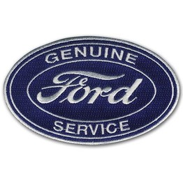 Ford Genuine Service Patch