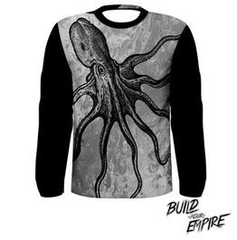 Lovecraft Cthulhu Long Sleeve Shirt