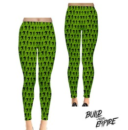 Zombie Walker Leggings