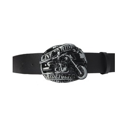 6 Type Buckle Belt Wz034 B Rider