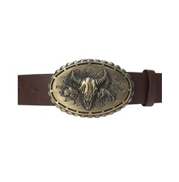 6 Type Buckle Belt Wz034 B Monster