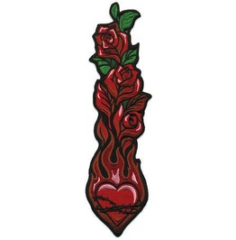 Red Roses Patch
