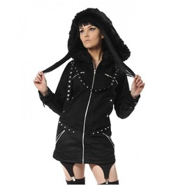 Eclipse Coat From Heartless Vixxsin Alternative Rock Style Metal Punk