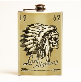 Lost Highway Flask