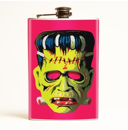 Frankie Mask Flask