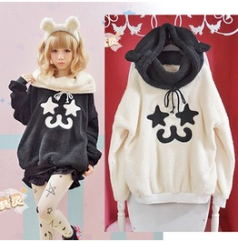 Emoticon Hoodie / Sudadera Emoticono Wh188