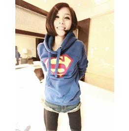 Superman Sweater / Sudadera Superman Wh157