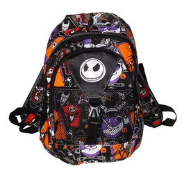 Nightmare Before Christmas Backpack Rucksack Bag Multicolor
