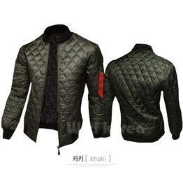 Light Padded Jacket Ntb162 P