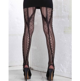 Sexy Fancy Fishnet Mesh Pantyhose