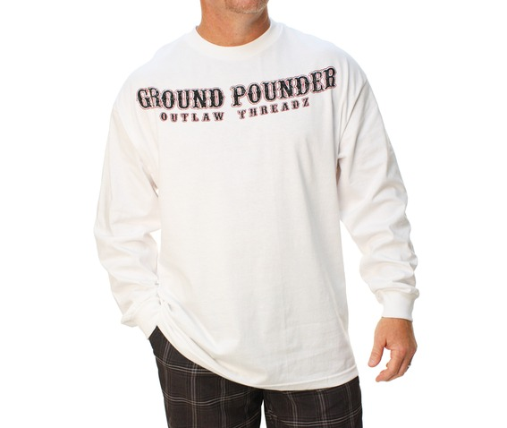 ground_pounder_white_long_sleeve_mens_tee_t_shirts_3.jpg
