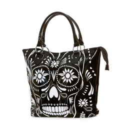 Jawbreaker Mexican Sugar Skull Bag