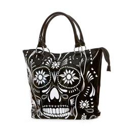 Jawbreaker Mexican Sugar Skull Bag
