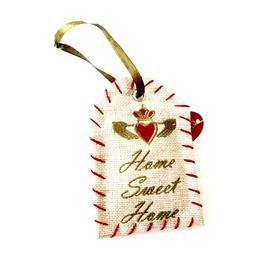 Sweet Small Home Decoration Hand Crafted Home Sweet Home Friendship Design