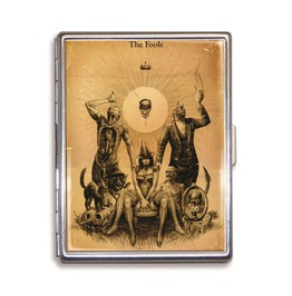 Theatre Bizarre The Fools Cigarette Case