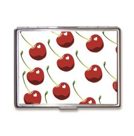 Cherry White Cigarette Case