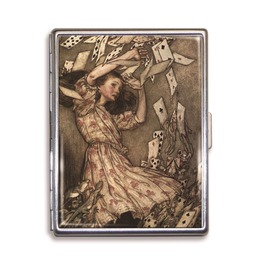 Ask Alice Cigarette Case