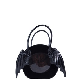 Iron Fist Night Stalker Bat Wings Hand Bag