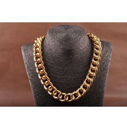 Simple Design Hip Hop Club Style Women Necklace