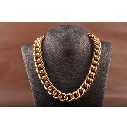 Simple Design Hip Hop Club Style Women Necklace