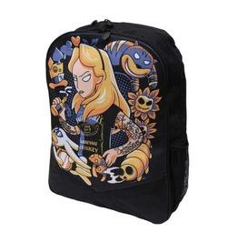 Alternative Alice Backpack By Darkside Clothing