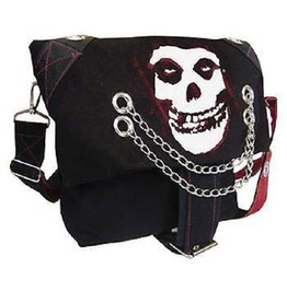Misfits Messenger Shoulder Bag