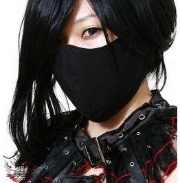Silent ghost face mask masks