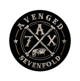 Avenged Sevenfold Giant Back Patch Sew On