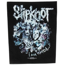 Slipknot Giant Back Patch Sew On I Am Hated