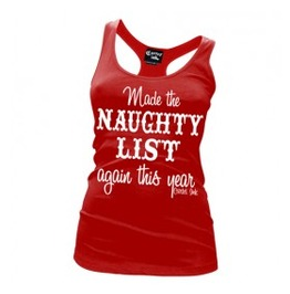 Made The Naughty List Women's Tank