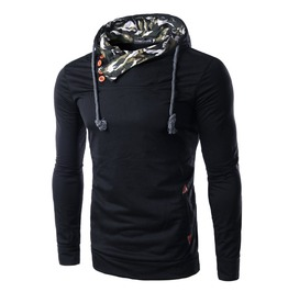 Men's Camouflage Winter Hoodies