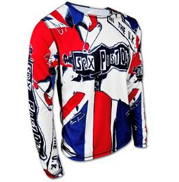 Sex Pistols Anarchy In The Uk Men's Longsleeve T Shirt Sweatshirt Pullover