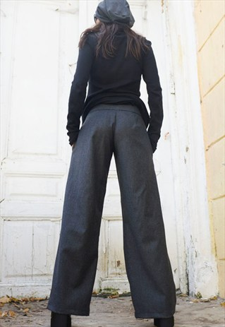 Our wide leg pants for women are available in Modern fit, which is a leaner fit that is straight through the hip and thigh. Thanks to a large range of styles, our wide leg pants .