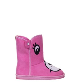 Iron Fist Shoes Womens Care Bears Stare Pink Fug Boots