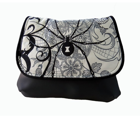 black_and_white_goth_black_widow_spider_kelsi_ii_cross_body_mini_messenger_purses_and_handbags_2.jpg