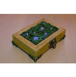 Lovecraft Inspired Tentacle & Eyes Jewellery Box