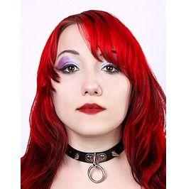 Lunatik Hair Dye : Bloodlust Red : Long Lasting, Demi Permanent, Vegan