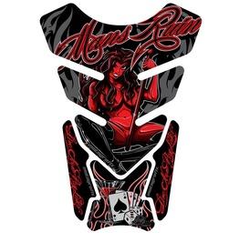 Motografix Mans Ruin Sexy She Devil Tankpad Motorbike Body Protection