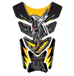 Motografix Crazy Hornet Tankpad Motorbike Body Protection Racing Sport