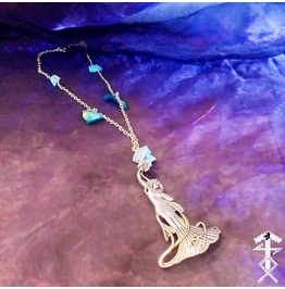 Sea Goddness Necklace