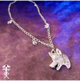 Wolfie Necklace
