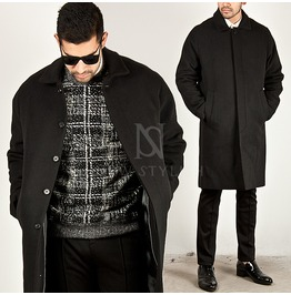 Sophisticate Straight Fit Raglan Coat 87