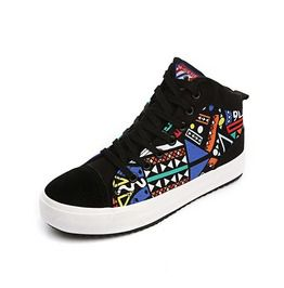 Graffiti Women's Canvas Shoes 's Sneakers