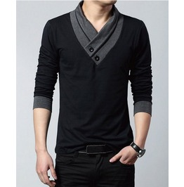 Men's Black / Grey / Sweatshirts Men Sweater Jackets Men's Winter Outerwear