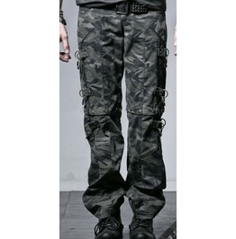 Punk Rave Camo Pants