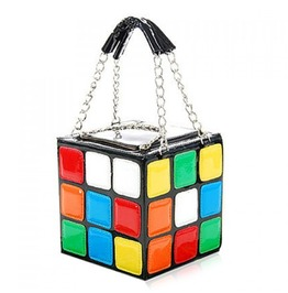 Rubiks Cube Purse
