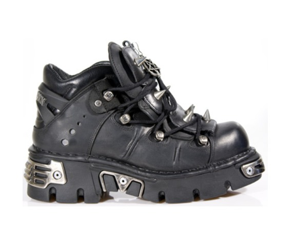 110_new_rock_high_quality_blk_leather_pentagram_ankle_punk_boot_26_to_ship_boots_5.jpg