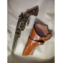 1851 Steam Punk Navy Colt Revolver