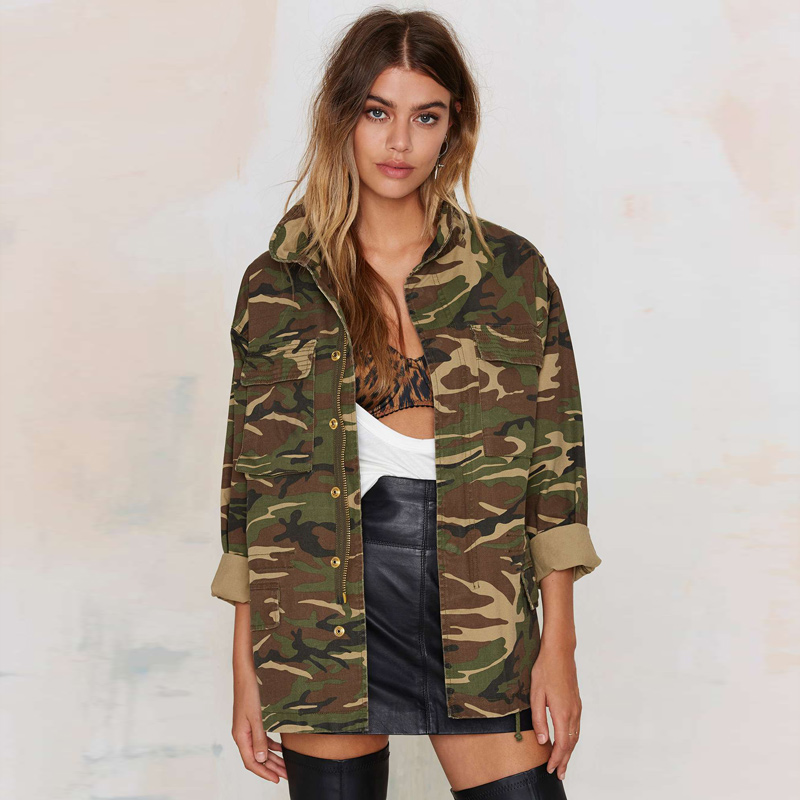 military camouflage women 39 s jacket 103186. Black Bedroom Furniture Sets. Home Design Ideas