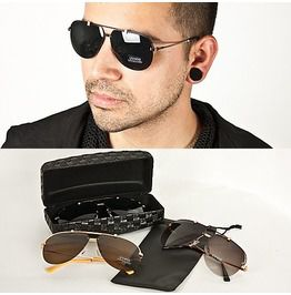 Luxurious & Stylish Aviator Sunglasses 15